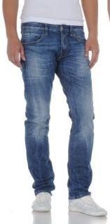 Replay Herren Jeans Jeto M966 136 966 Slim Fit light blue neu