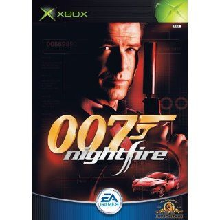 James Bond 007   Nightfire: Xbox: Games