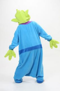 New Disney Toy story Little green men costume Kigurumi Pajamas Japan
