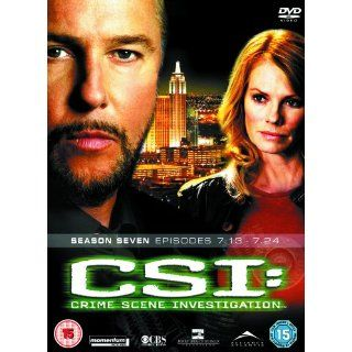 Csi Crime Scene Investigation 7.2 [DVD] Filme & TV