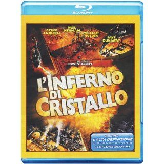 inferno di cristallo [Blu ray]: Steve McQueen, William