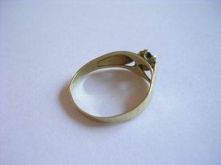 Rarität Exclusives Prachtstück Ring Antik klassisch Gold 585 mit