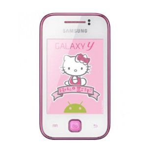 Galaxy Y Hello Kitty: Elektronik