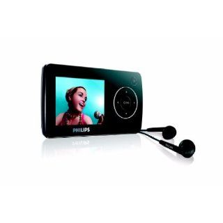 Philips SA 3285 / 02 MP3 / Video Player 8 GB (mit Radio, USB 2.0