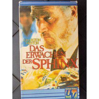 Das Erwachen der Sphinx Charlton Heston, Susannah York, Jill Townsend