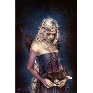 Empire 30153 Victoria Frances   Angel of Death, Poster ca. 91, 5 x 61
