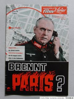 Brennt Paris? (1966) MFK 154 Jean Paul Belmondo Gert Fröbe Charles