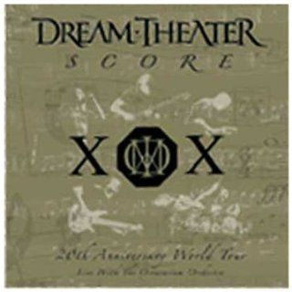 Dream Theater   Score 20th Anniversary World Tour Live With The