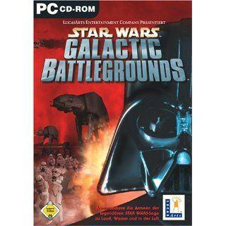 Star Wars   Galactic Battlegrounds unbekannt Games