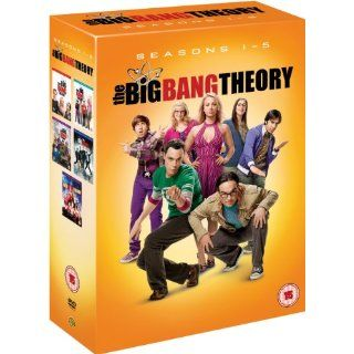 The Big Bang Theory   Complete Season 1 5 [UK Import]: