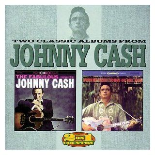 The Fabulous Johnny Cash / Songs of our Soil Musik