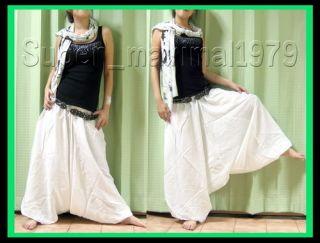 New Mong Pants Gypsy Sarouel Pantalone Harem Baggy Yoga