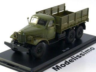 43 Start Scale Models ZIL 157 pick up olive green