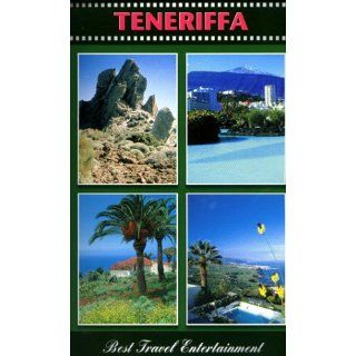 Teneriffa   Best Travel Entertainment [VHS] Barbara Wussow, Christian