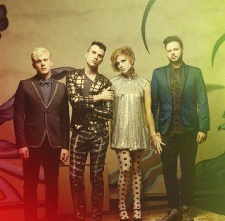 Neon Trees Songs, Alben, Biografien, Fotos