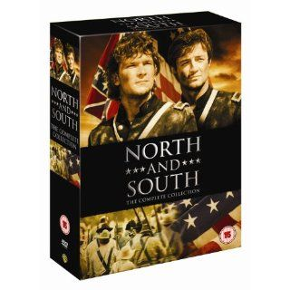 North and South [VHS] [UK Import]: Patrick Swayze, James Read (II