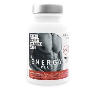 Maca mit L Glutamin   L Arginin und Vitamin B Komplex   ENERGY PLUS