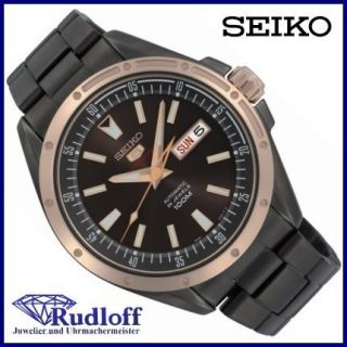 SEIKO 5 Sports Special Edition automatic Herren Uhr gents watch