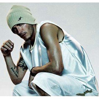 Adidas Sport Fitness T Shirt Tank TOP David Beckham Muskelshirt in 2