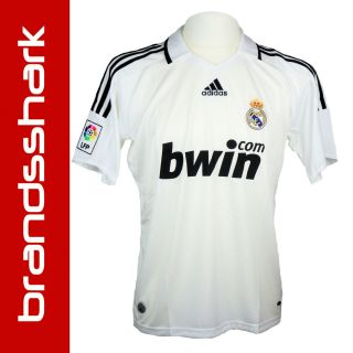 Adidas Real Madrid Trikot Shirt Kinder Gr.128 140 152 164 176