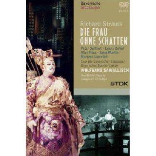 Richard Strauss   Die Frau ohne Schatten Sawallisch 2 DVDs