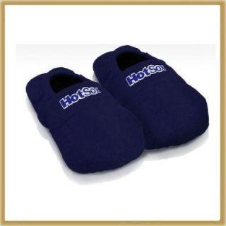 Hot Sox Wärme Pantoffeln aus TV Shop Gr. 41 45