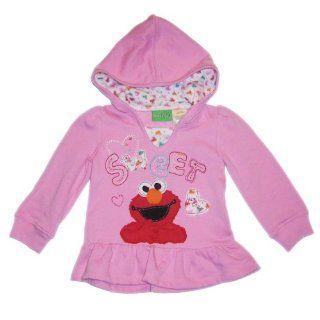 ELMO Kapuzen Pullover Pink   Sesame Street   Gr. 104 Baby