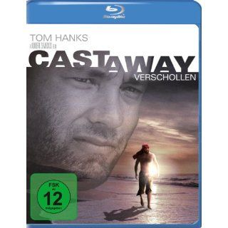 Cast Away   Verschollen [Blu ray] Tom Hanks, Helen Hunt