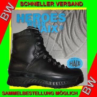 Original Bergschuhe, leicht Bw Goretex schwarz neu Marke Arbeitsschuh
