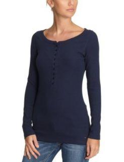 Tommy Hilfiger Damen Shirt/ Langarmshirt, JENNY HENLEY LS_1M80240672