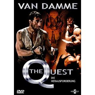 The Quest   Die Herausforderung: Sir Roger Moore, James