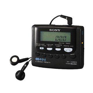 Sony SRF M48RDS tragbares Mini Radio schwarz Heimkino, TV