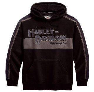Harley Davidson Kapuzenjacke Skull/Flames 96577 12VM Herren Sweater