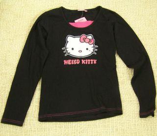 Langarmshirt Hello Kitty Sanrio Gr. 164/170