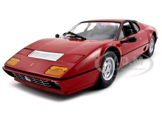 FERRARI 512 BBi RED 118 KYOSHO DIECAST CAR MODEL