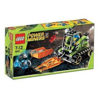 LEGO Power Miners 8959   Kristallschürfer Spielzeug
