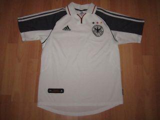 Trikot Jersey EM 2000 Weiß T Shirt Maglia Camiseta 176 Y XL