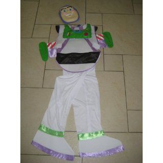 Toy Story Buzz Lightyear Kostüm gr 110 116 Spielzeug