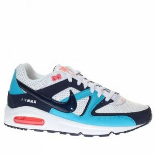 Nike Air Max Command Leather 409998 103 Herren Schuhe Weiss