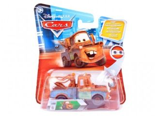 Disney CARS Wackelaugen Auto #166 HOOK mit Laterne