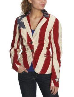 Hilfiger Denim SlimFit Damen Blazer & Sakko, Nara American Flag Jacket