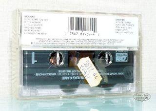 WHITE LION   BIG GAME 1989 original audio MC Kassette tape cassette VG