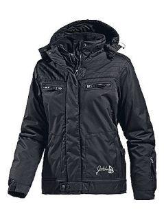 7732 GOTCHA Damen Snowboardjacke schwarz Gr. L UVP 186,95€