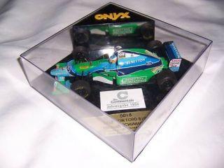 Michael Schumacher Benetton Ford B194 in 124 s. Foto