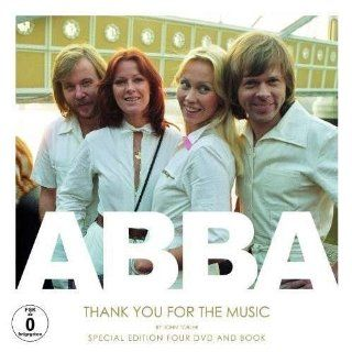 ABBA   Thank you for the Music 4 DVD Deluxe Edition + 116 seitiges