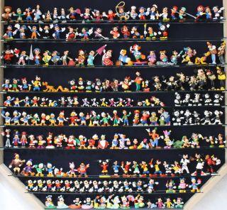 Micky Maus Goofy Donald Dagobert Duck 185 x Bully Bullyland Walt