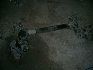 Fiat Stilo 192 1.6 Hinterachse Achsträger Achse hinten