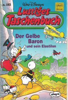 LTB Nr. 193 Lustige Taschenbücher Walt Disney Comic Donald Duck Micky