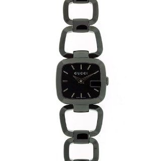 GUCCI 125 SERIES WOMENS STAINLESS STEEL CASE UHR YA125504