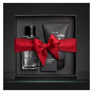 Abercrombie & Fitch FIERCE 50ml Cologne + Hair & Body Wash 125ml Gift